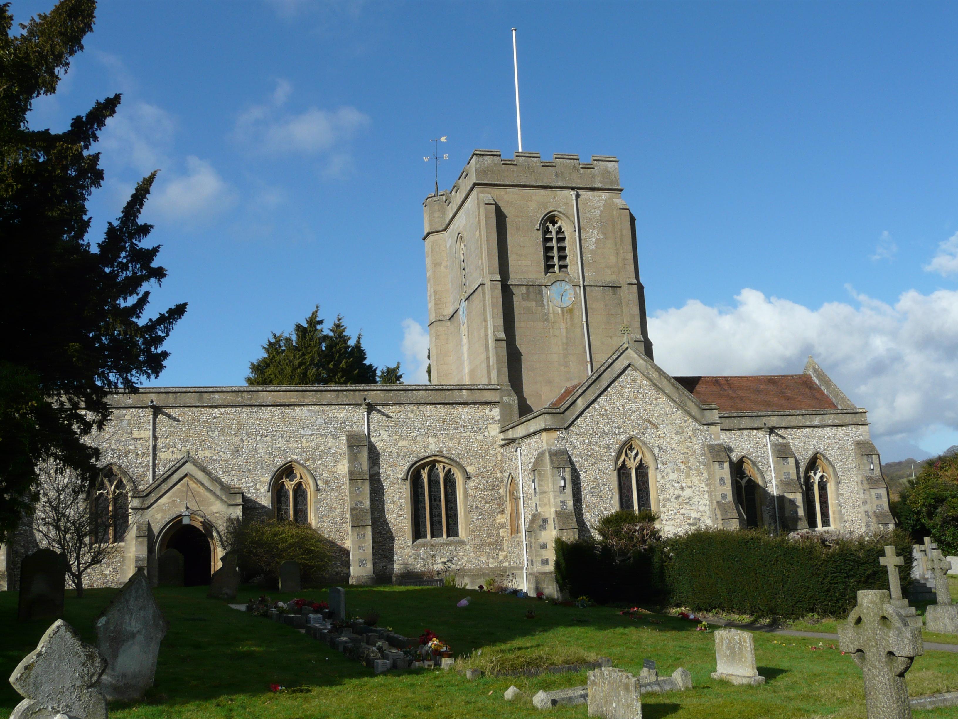 St Mary, Northchurch | Hertfordshire Churches in photographs